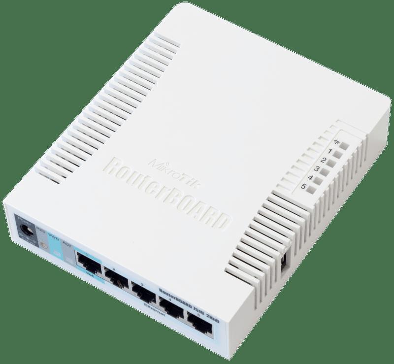 Маршрутизатор MikroTik RB3011UiAS-RM 10 портов 1Гбит/сек. + 1 порт SFP